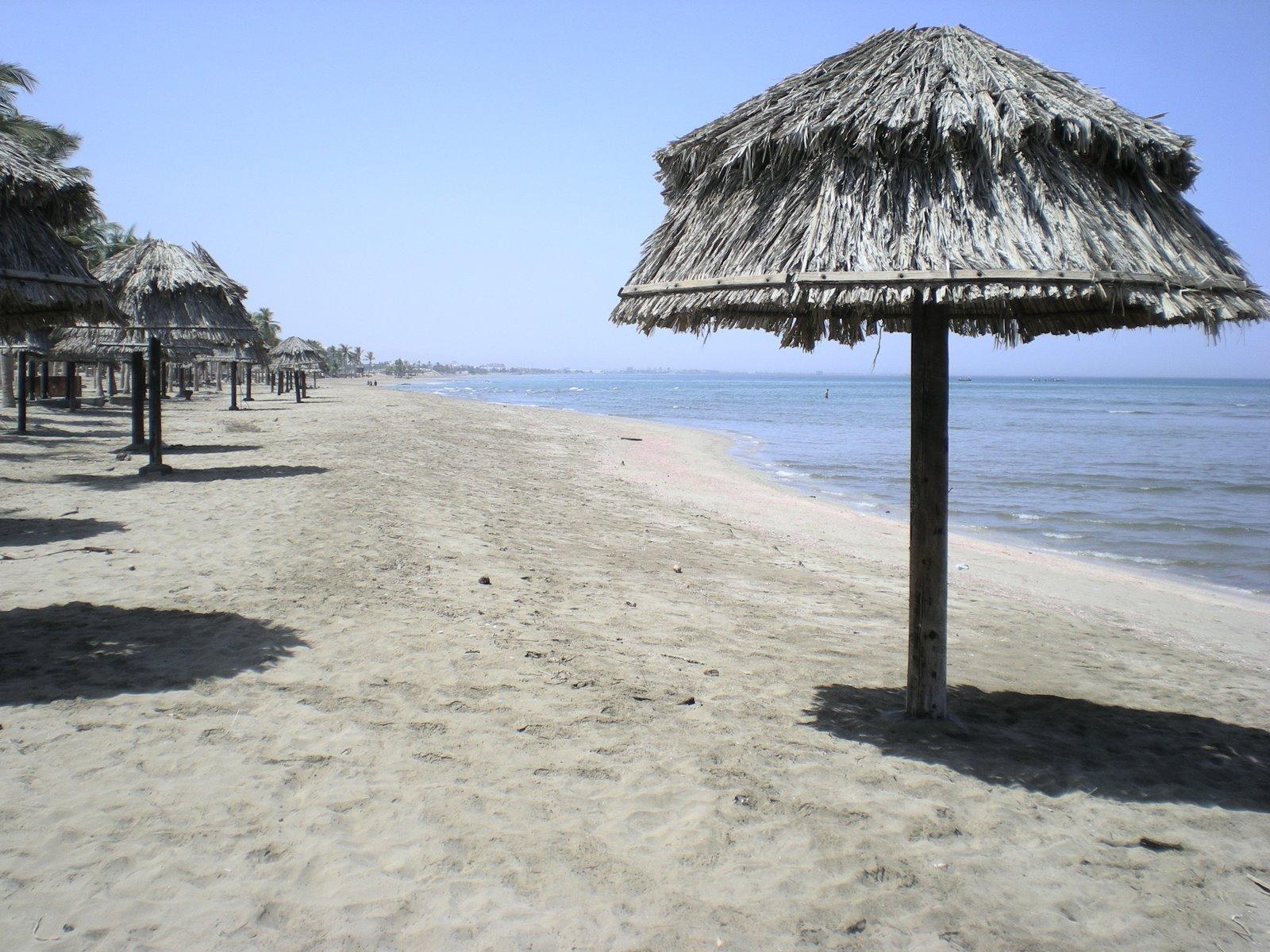 Qurum Beach Muscat Oman Stock Photo - Image: 51679399