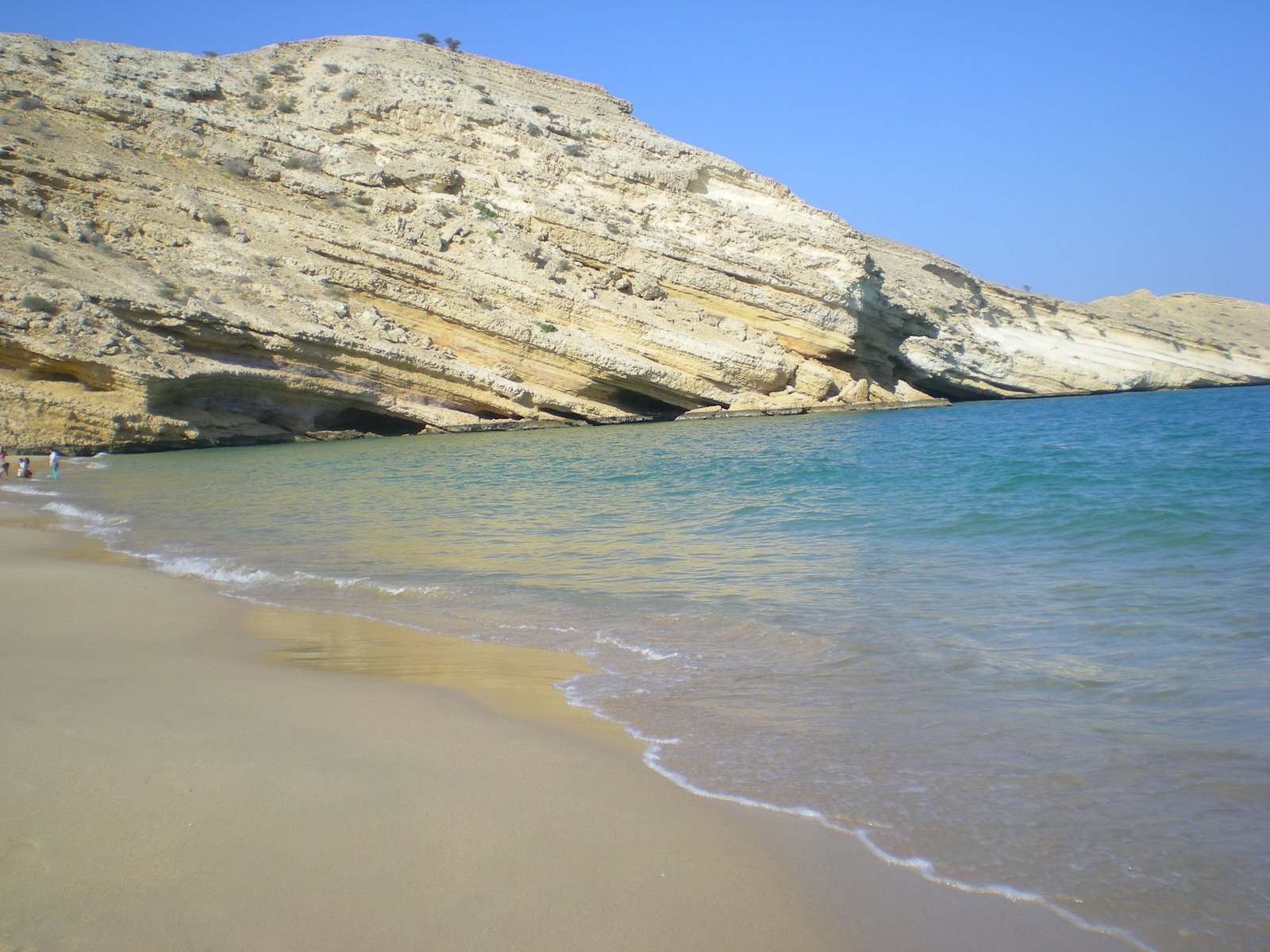 beaches near Muscat | Andy in Oman