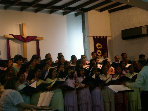 Christmas Concert in Ruwi Church
