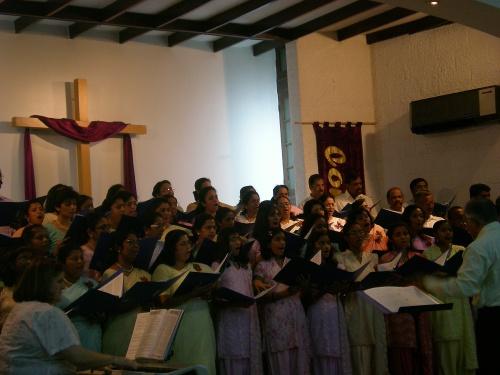 Christmas Concert in Ruwi Church