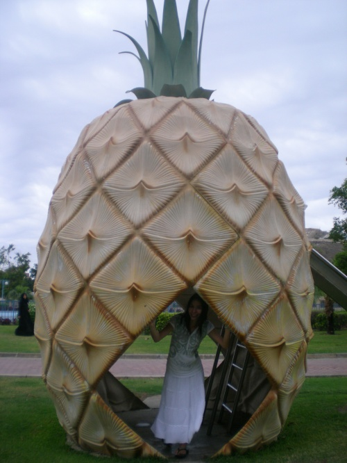 cheandgiantpineapple