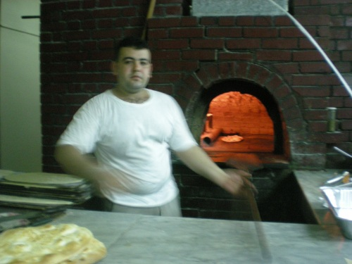 turkish oven and baker