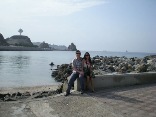 Me and my love at Kalbooh