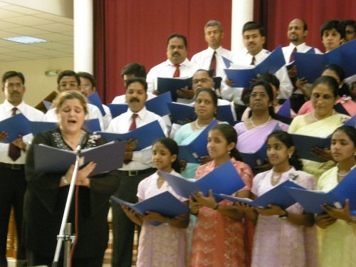 carina and choir