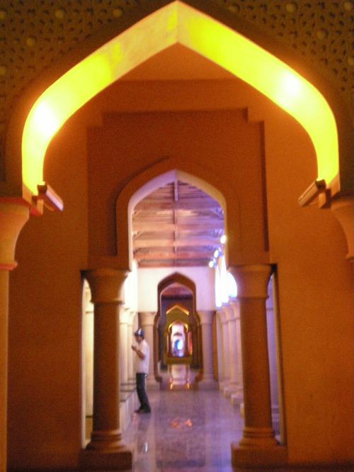 baranda walkway
