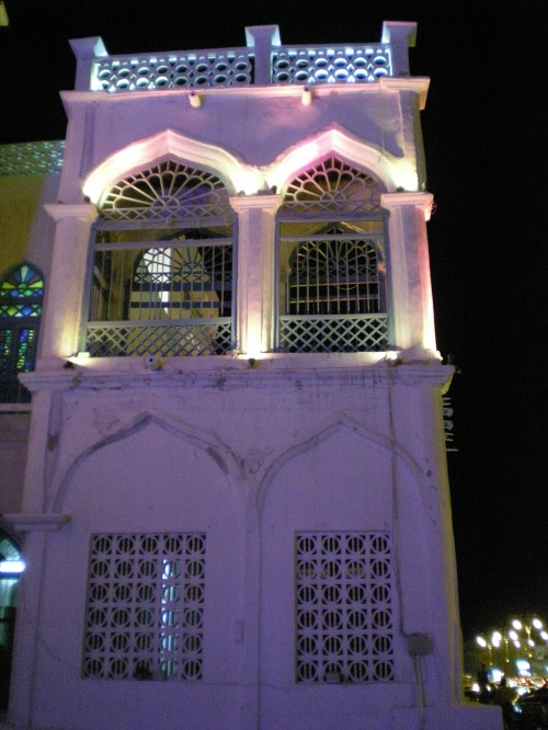 famous building in muttrah