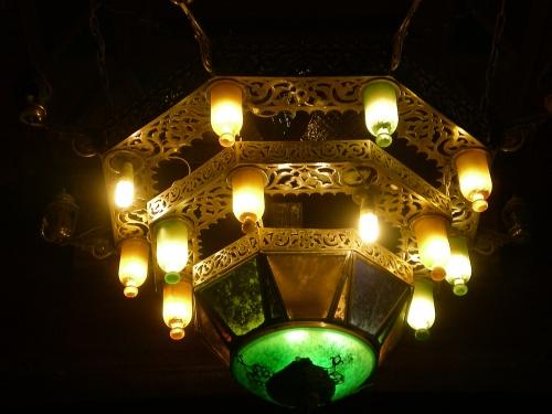 souq chandelier