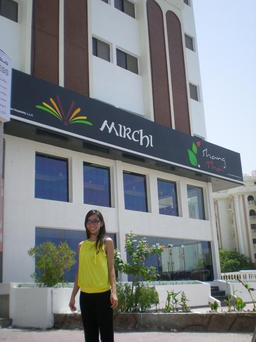 Che at Mirchi