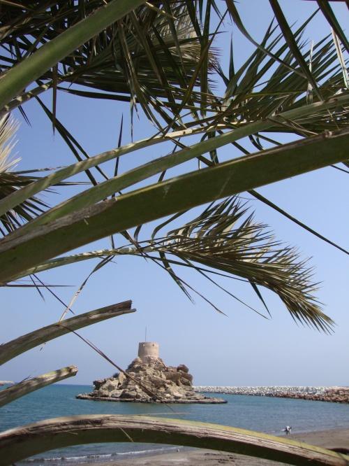 Al Sabra Fort in Quriyat