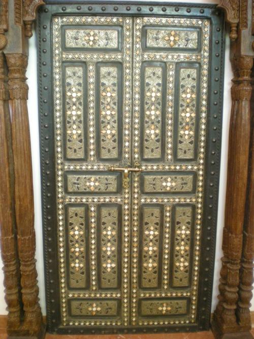 ancient door 1