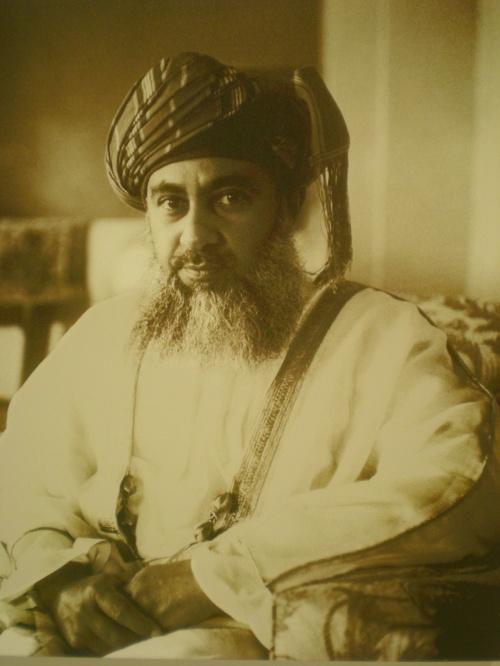 Sultan Said bin Talmur
