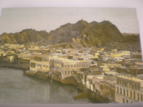 muscat old painting