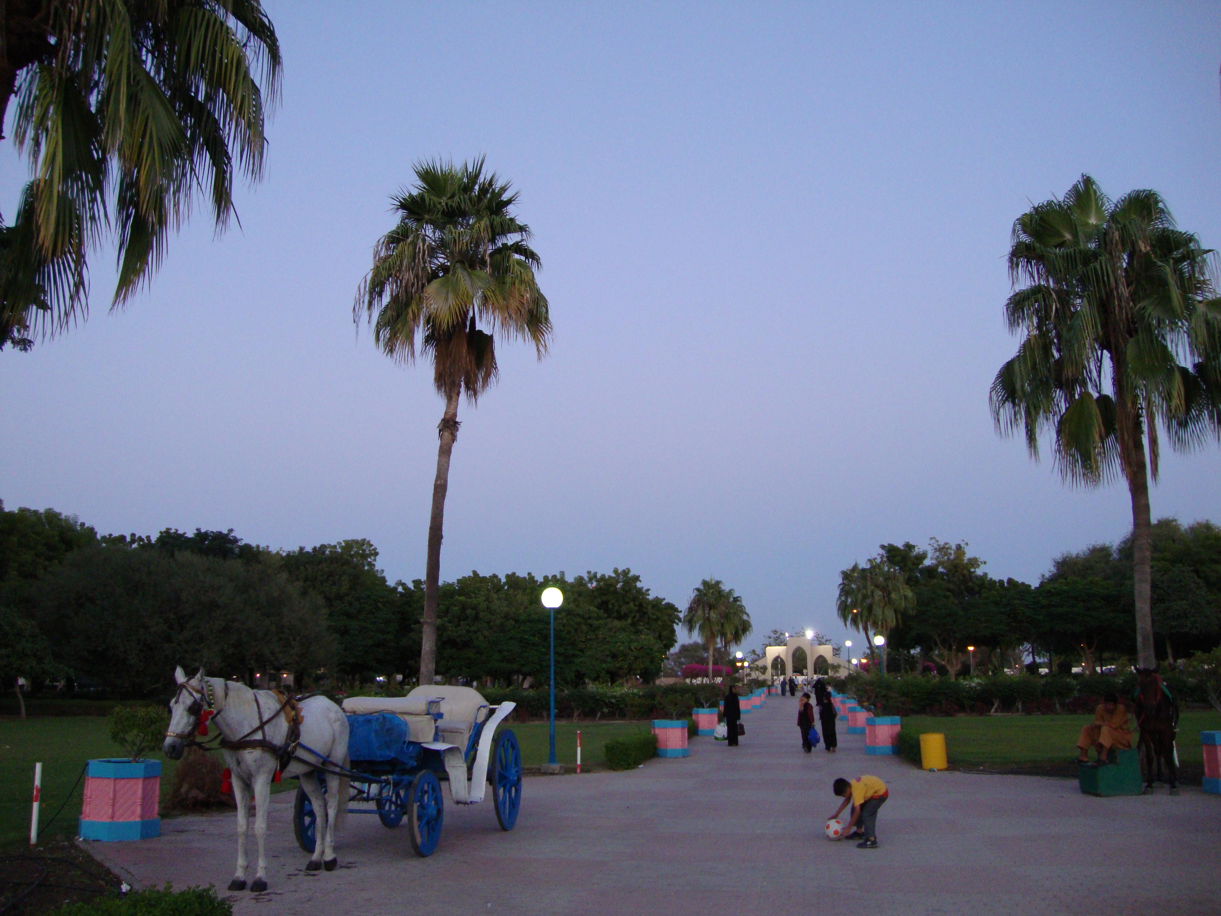 Al Naseem Public Park Andy In Oman