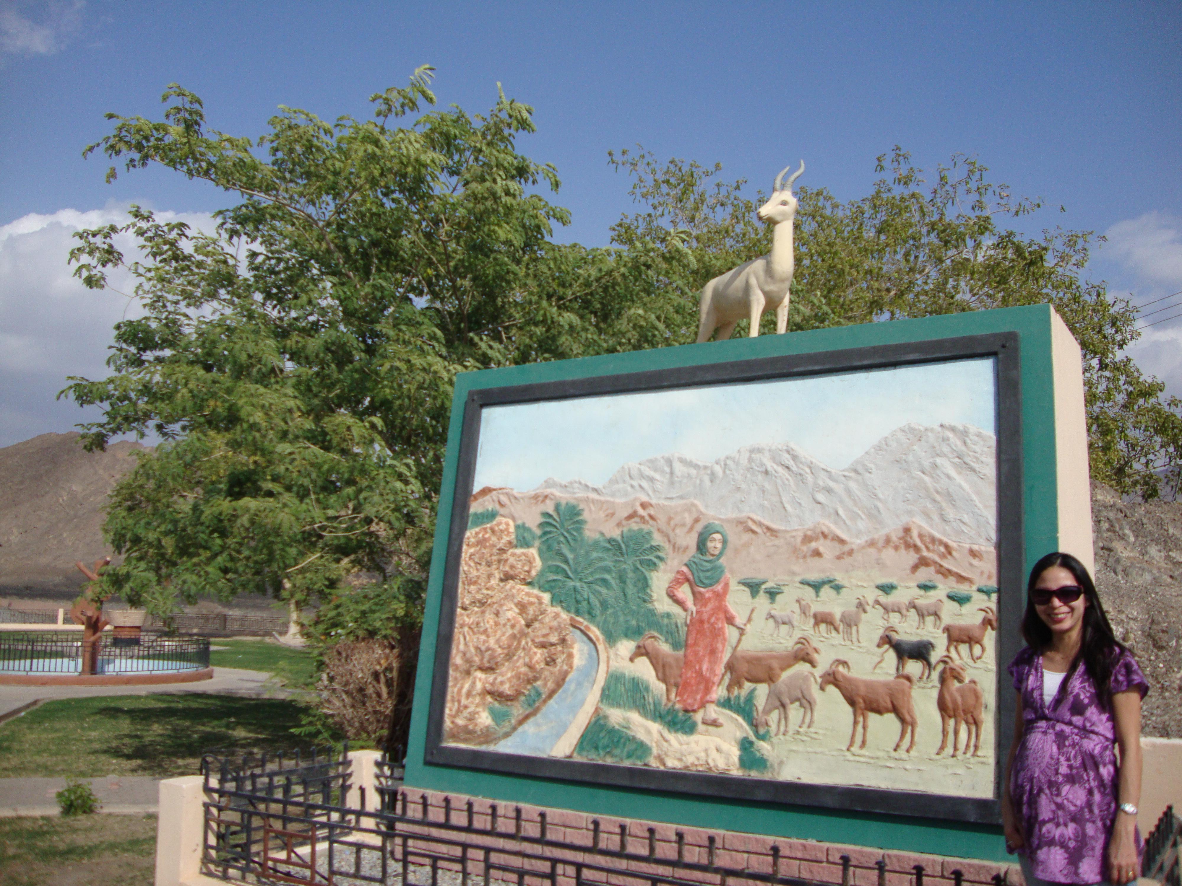 Nizwa Oman  city photos : Majestic Mountains around Nizwa | Andy in Oman