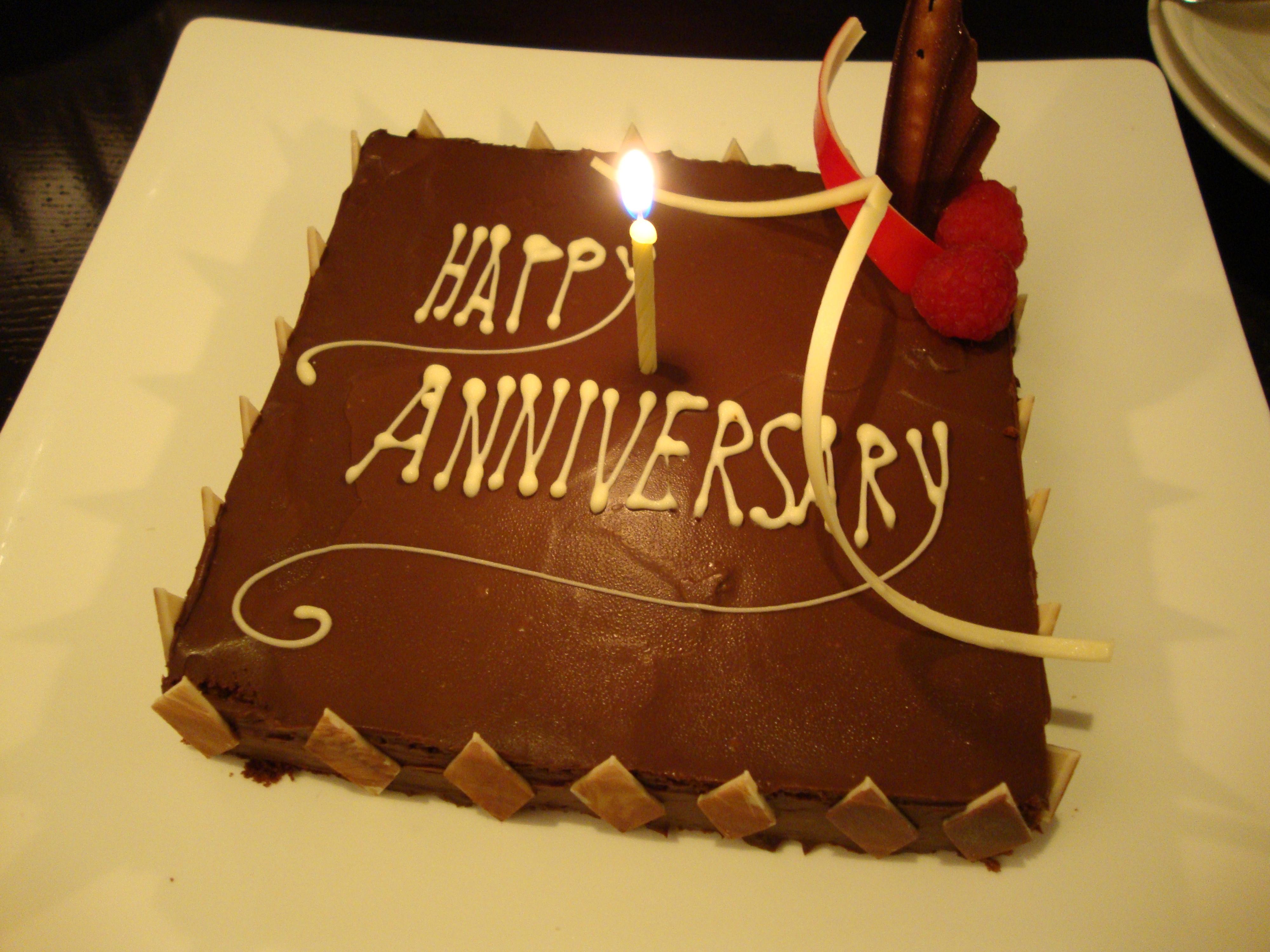Chocolates cakes and celebrations