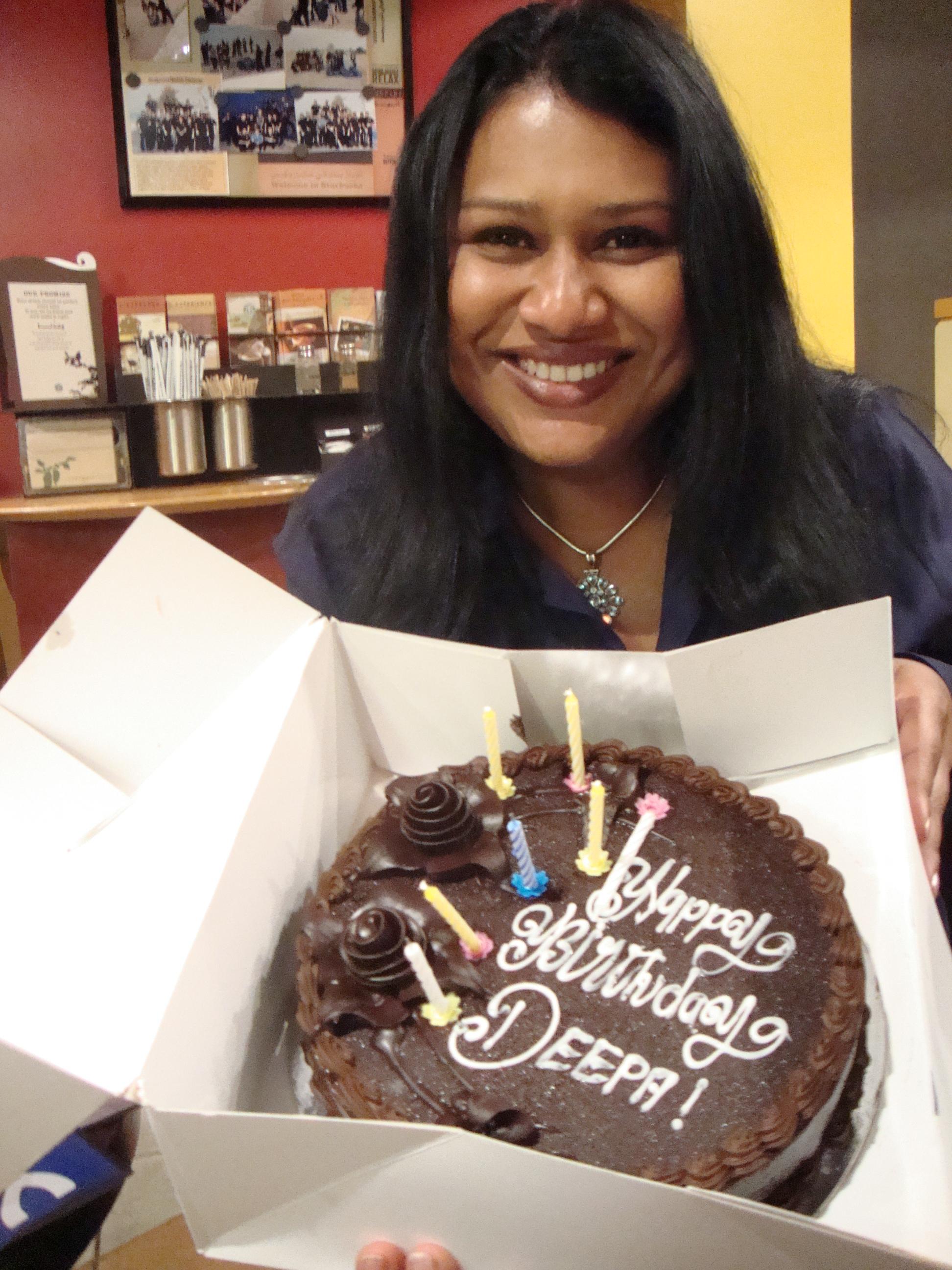 Birthday Cake Coolatta Starbucks