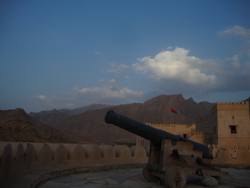 cannon fort sky