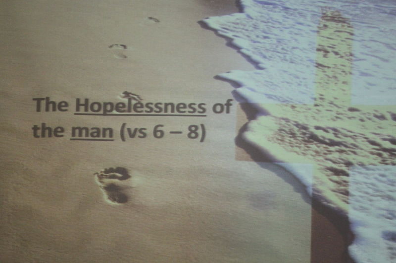 hopelessness of man