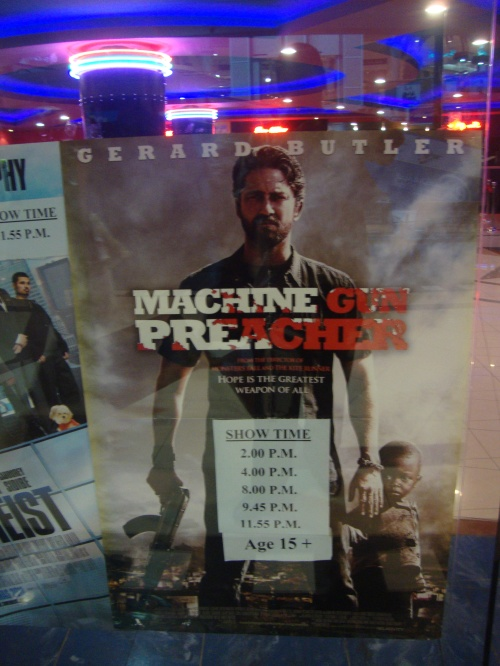 Machine Gun Preacher Review Andy In Oman