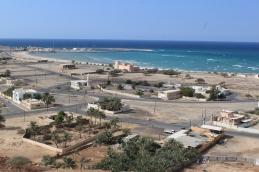Bukha Fort in Musandam, Oman