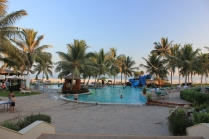 Great vacation spent at Hilton Salalah Resort in November