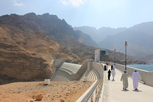 top of dam 2