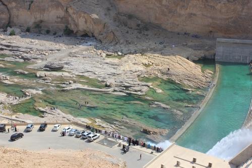 top of dam 5