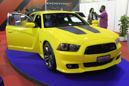 yellow charger