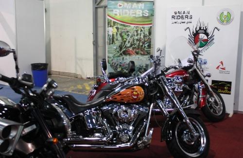 oman riders bikes