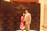 The wife and I went to 4 different performances at ROHM.