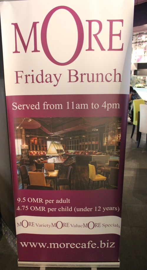 friday brunch info