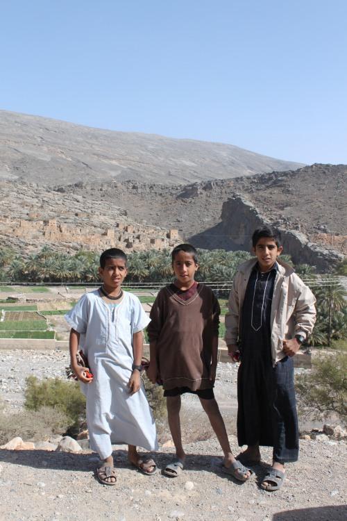 wadi ghul boys