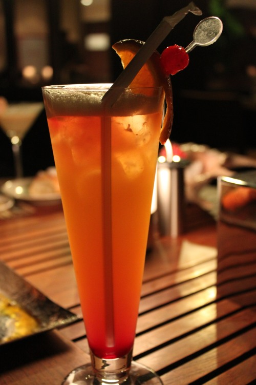 Gulf Splash mocktail