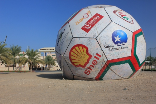 worlds largest football