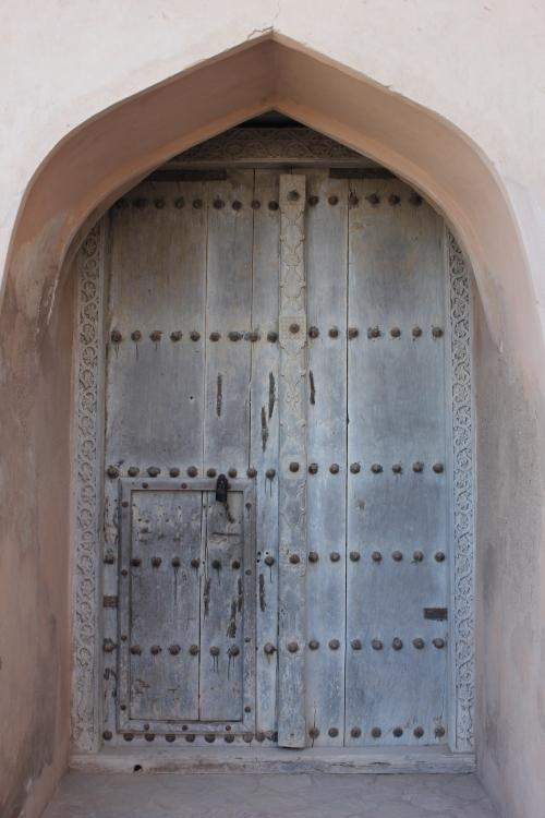 fort front door