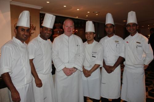 all the chefs