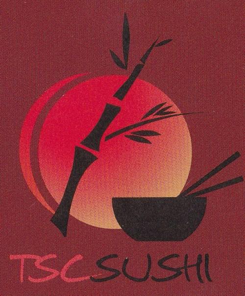 TSC Sushi logo