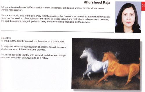 info on Khursheed