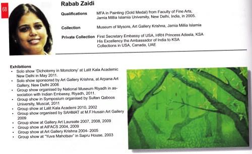 info on rabab