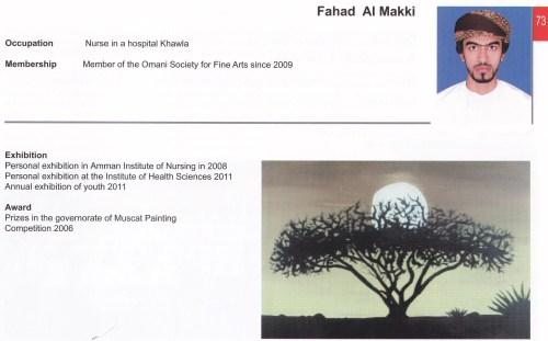 info on fahad