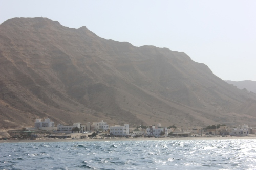 qantab fishing village