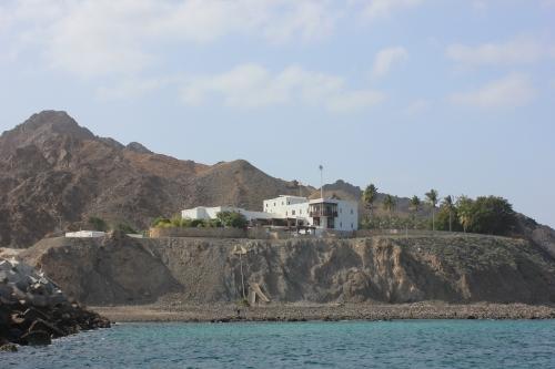 UK Ambassadors residence