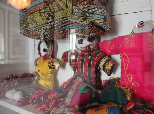 old Omani dolls