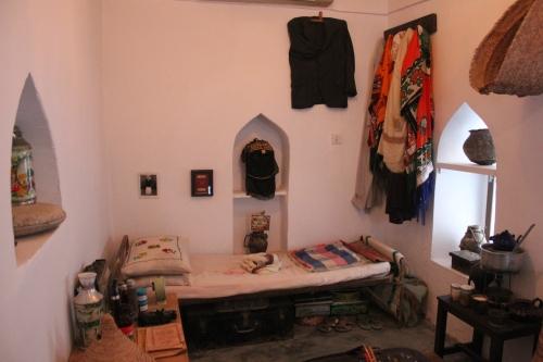 Mussabbehs room