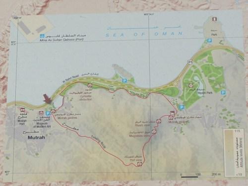 geotrek map