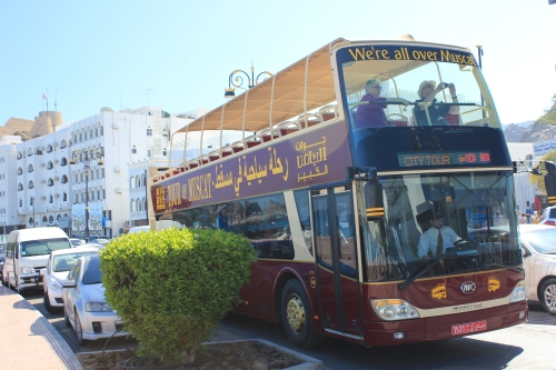 big bus tours in muttrah