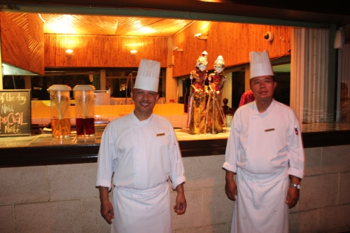 Indonesian chefs