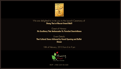 Invitation of Launch Ceremony - Details (1)