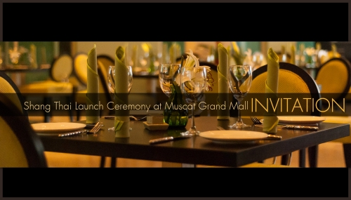 Invitation of Launch Ceremony