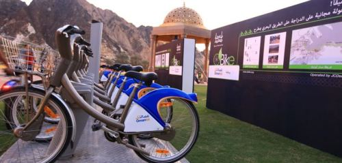 bike pic from omantel